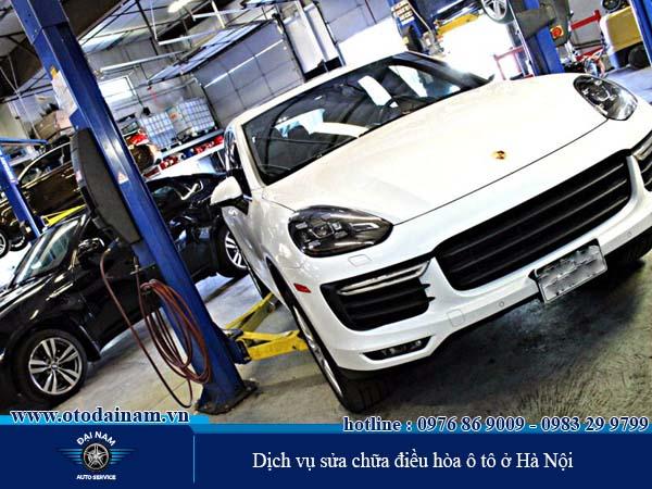 Địa chỉ mua phụ tùng ô tô Porsche chính hãng ở Hà Nội