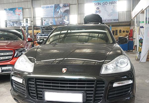 Bảo dưỡng xe Porsche - Bảo vệ xế cưng của bạn