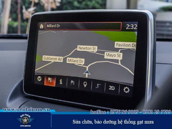 Nâng cấp xe hơi, nâng cấp thêm GPS