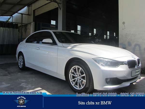 sửa chữa xe BMW uy tín, chuyên nghiệp