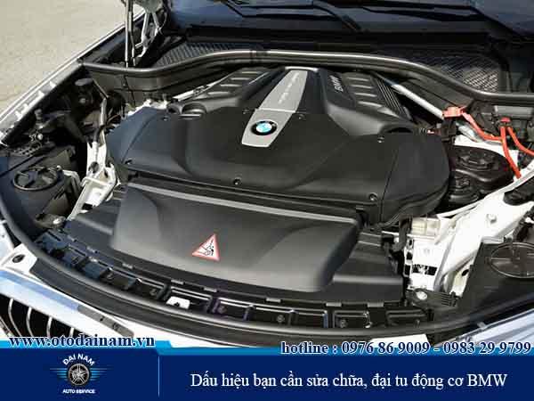 Dấu hiệu bạn cần sửa chữa, đại tu động cơ BMW
