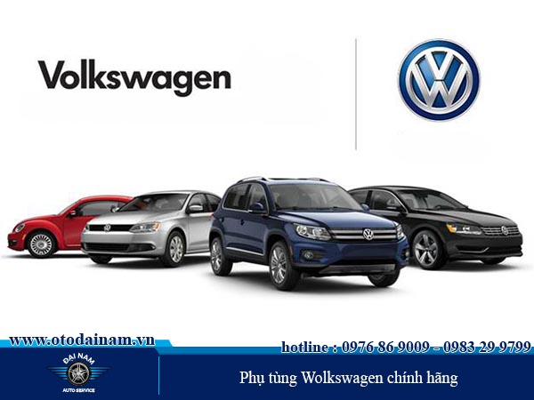 Phụ tùng Wolkswagen chính hãng