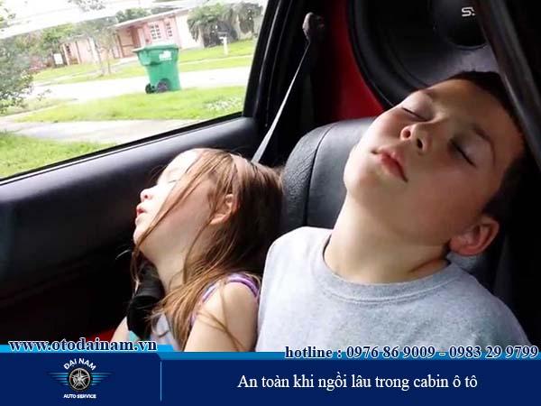 Làm sao để an toàn trong cabin