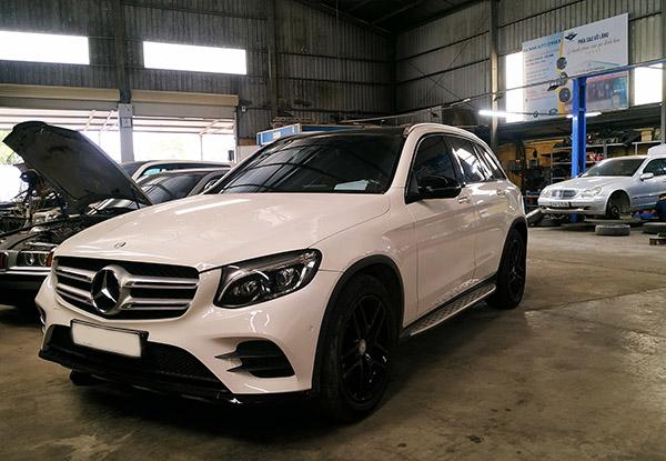 Bảo dưỡng xe GLC - Giải quyết hư hỏng ở Mercedes GLC