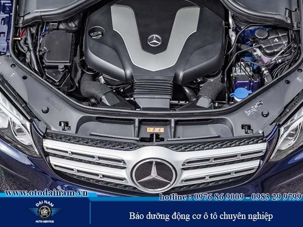 Bảo dưỡng động cơ ô tô chuyên nghiệp