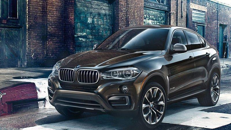 Sửa chữa BMW X6, Chi phí bảo dưỡng BMW X6