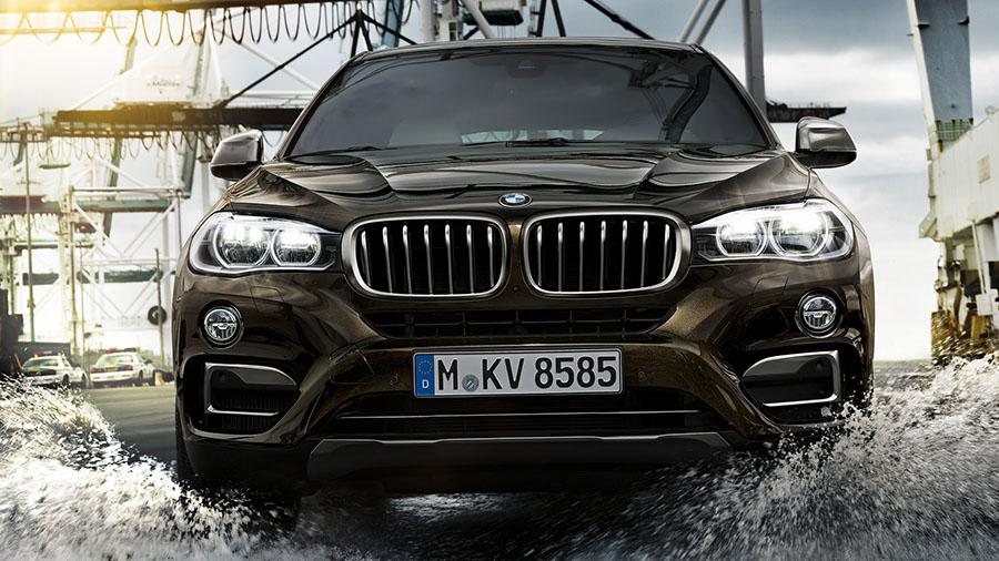 Sửa chữa BMW X6