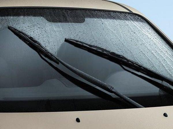 Sau khi đánh bóng kính ô tô - Phủ nano ceramic kính ô tô