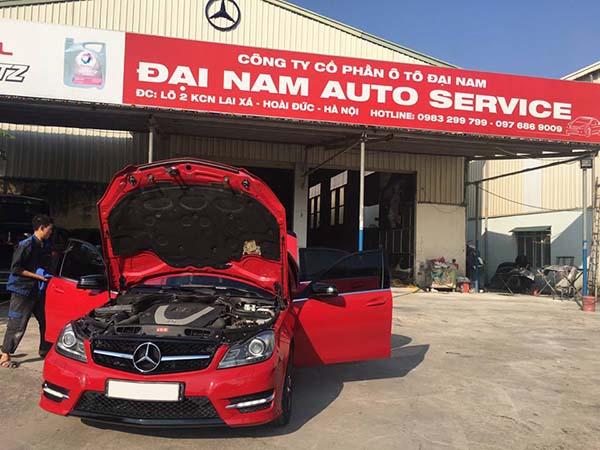 Gara ô tô uy tín tại Hà Nội là như thế nào?