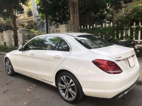 Báo giá chi phí bảo dưỡng Mercedes C250