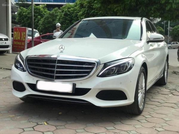 Vài nét về dòng Mercedes C250
