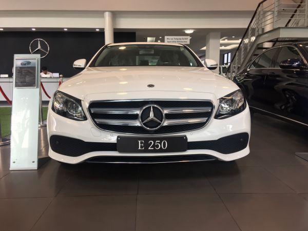 Bảo dưỡng xe Mercedes E250 và chi phí bảo dưỡng xe Mercedes E250