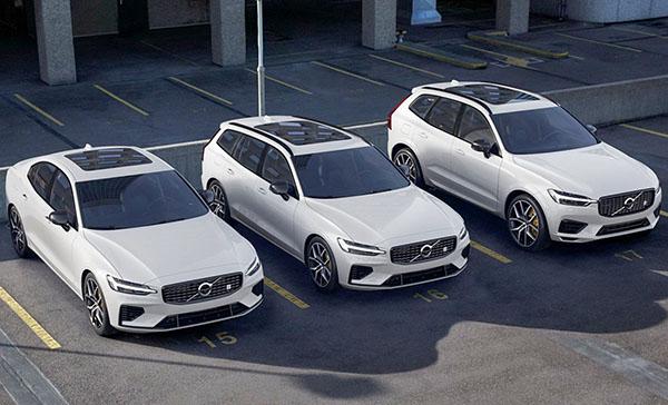 Volvo dòng xe an toàn bậc nhất thế giới