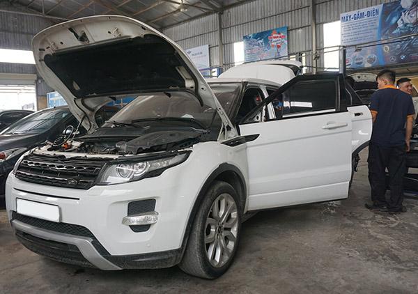 Bảo dưỡng Range Rover Evoque - Chăm sóc xe như thế nào?