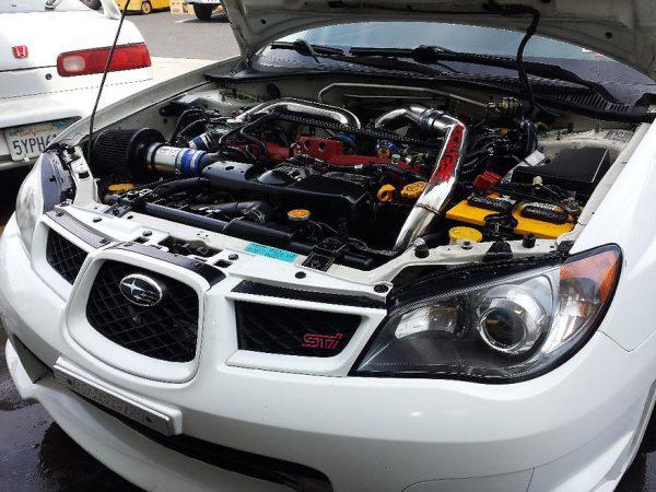 Bảo dưỡng xe Subaru và chi phí bảo dưỡng xe Subaru