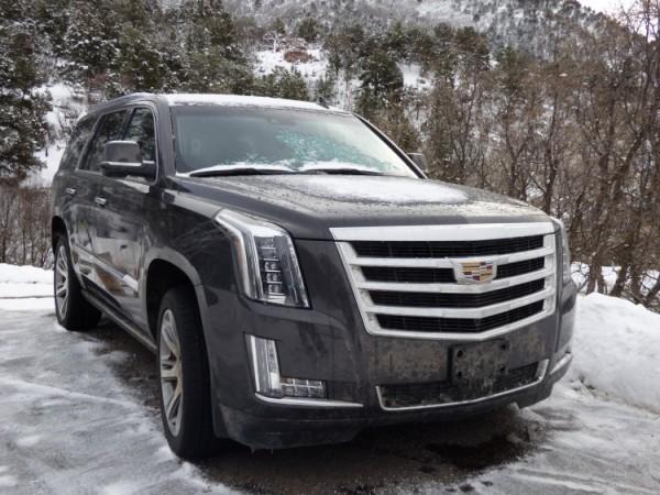 SUV siêu sang - Cadillac Escalade