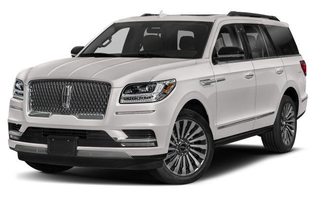SUV siêu sang - Lincoln Navigator