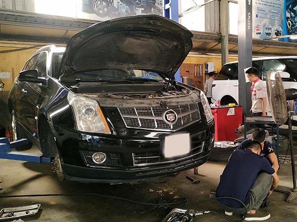 Bảo dưỡng xe Cadillac tại Đại Nam ổn không?