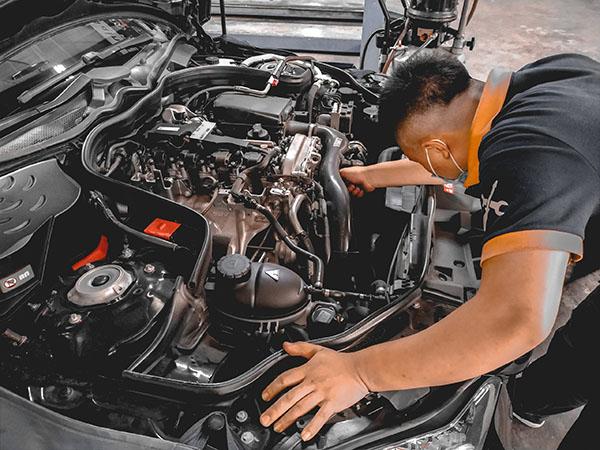 Chi phí nuôi xe Mercedes tại Đại Nam có đắt không?