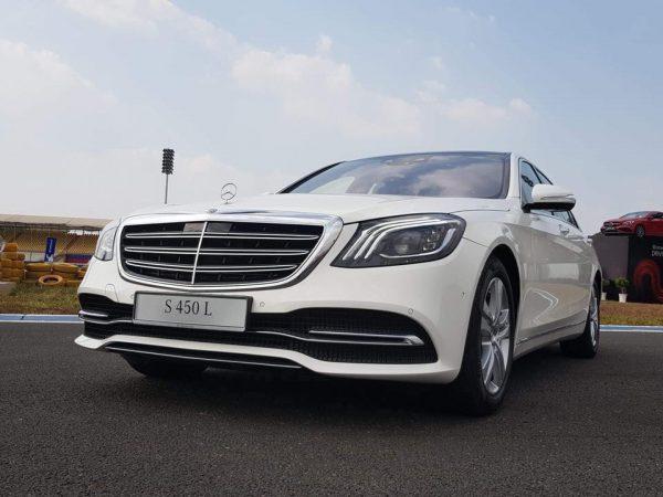Bảo dưỡng xe Mercedes tại Tây Hồ Long Biên