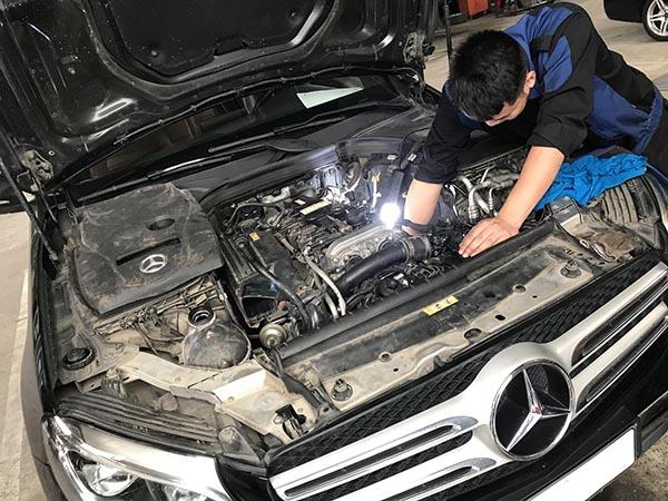 Dịch vụ bảo dưỡng ô tô Mercedes tại Ba Đình Hoàn Kiếm Hai Bà Trưng
