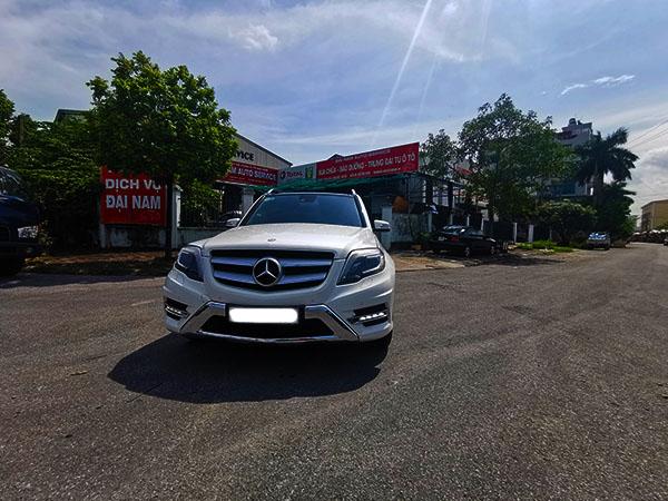 Bảo dưỡng xe Mercedes tại Đống Đa - Giao nhận xe tại nhà?