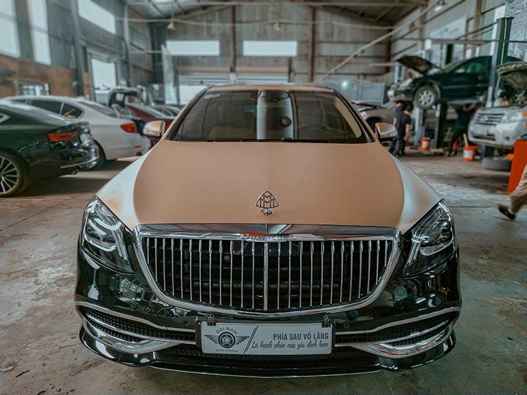Đại Nam Auto có kinh nghiệm bảo dưỡng trên nhiều dòng xe