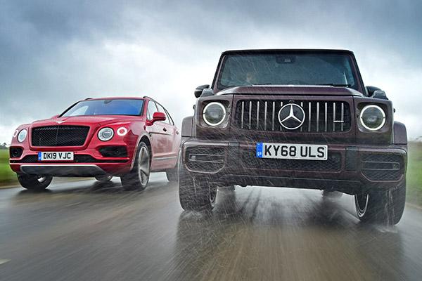 Bảo dưỡng Mercedes G63 AMG - tính năng an toàn đỉnh cao