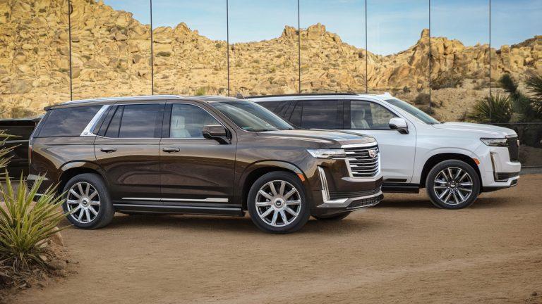 Cadillac Escalade 2021 vs Lincoln Navigator 2020