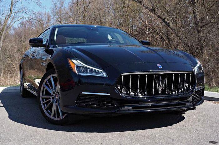 Bảo dưỡng Maserati tới Đại Nam Auto