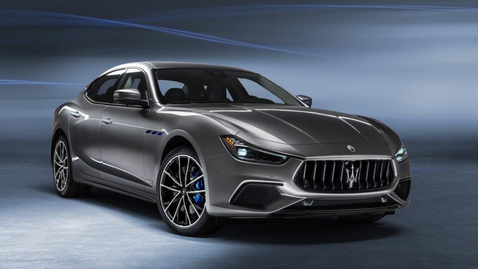 Tại Việt Nam, Maserati gồm 4 chiếc quen thuộc