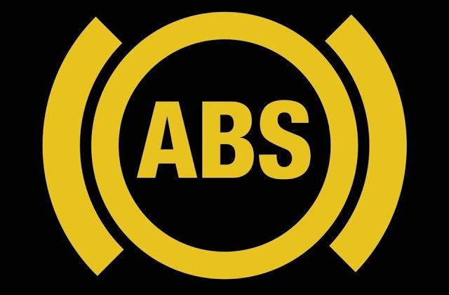 Một ngày không đẹp trời, Khi đèn báo ABS bật sáng, phải làm gì?