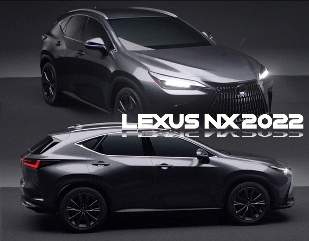 Báo Châu Âu đưa tin về Lexus NX 2022 sắp ra mắt trong tháng 6