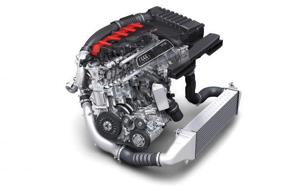 Động cơ của Audi RS3 2022