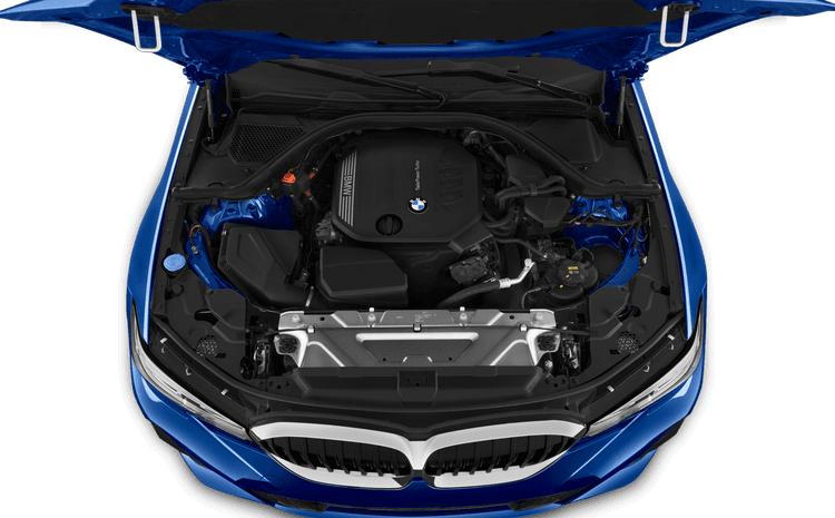 Động cơ của BMW 320i 2021