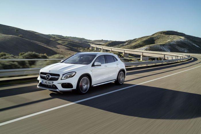 Mercedes Benz Việt Nam triệu hồi 49 chiếc GLA, CLA, A-Class?