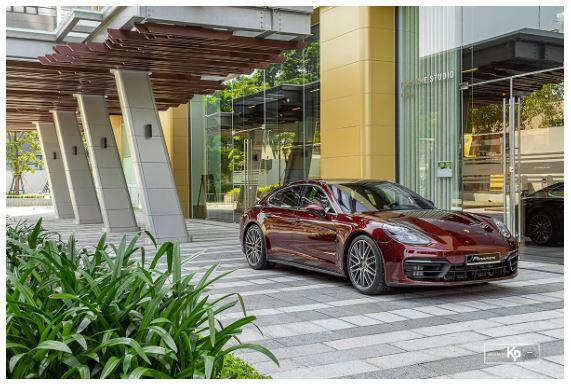 Porsche Panamera 2021 - Hơn 5 tỷ bảo sao sang, xịn với thể thao